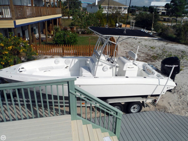Used Spectre 24 SCS Center Console Fishing Boat For Sale