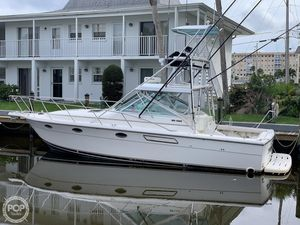 Used Tiara 3000 Open Walkaround Fishing Boat For Sale