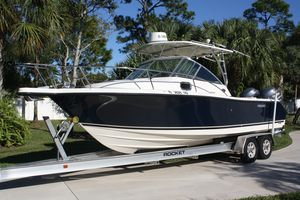 Used Pursuit 2570 Offshore2570 Offshore Saltwater Fishing Boat For Sale