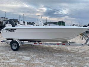 Used Glasstream 180 CC180 CC Center Console Fishing Boat For Sale
