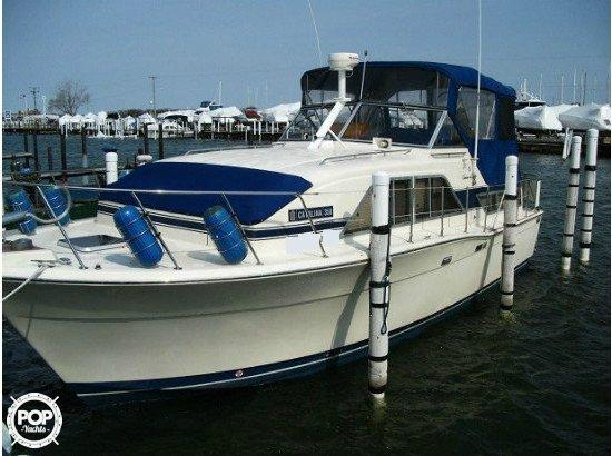 Used Chris-Craft Catalina 350 Aft Cabin Boat For Sale