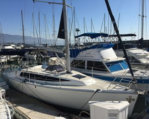 Used Marlow Hunter 31 Shoal Racer and Cruiser Sailboat For Sale