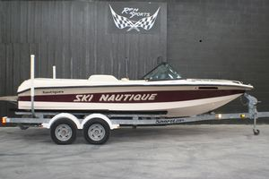 Used Correct Craft Ski Nautique Runabout Boat For Sale