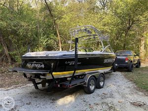 Used Supra Launch 24ssv Ski and Wakeboard Boat For Sale