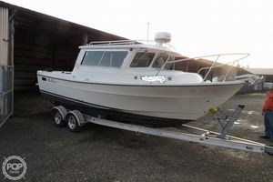 Used Sea Sport 2200 Sportsman Pilothouse Boat For Sale