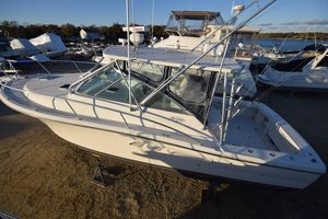 Used Rampage 33 Express33 Express Sports Fishing Boat For Sale