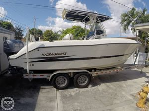 Used Hydra-Sports Vector 2596 CC Center Console Fishing Boat For Sale