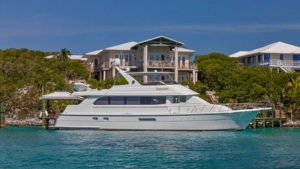 Used Hatteras Sport Deck Motor Yacht For Sale