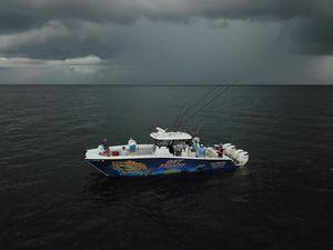 Used Freeman 37 Power Catamaran Boat For Sale