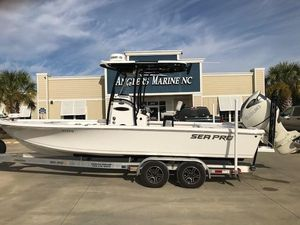 Used Sea Pro 248 Bay248 Bay Center Console Fishing Boat For Sale