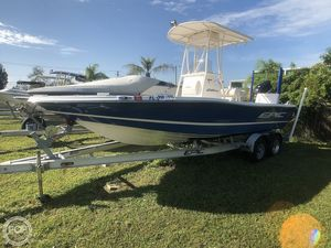 Used Epic 22 SC Center Console Fishing Boat For Sale
