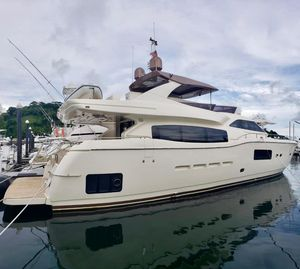 Used Ferretti Yachts 84 Altura Motor Yacht For Sale