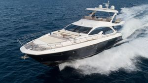 Used Azimut 72 Flybridge - Factory Owned Motor Yacht For Sale