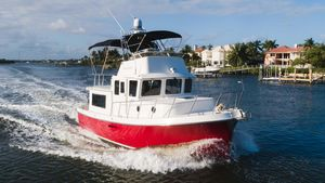 Used American Tug 365 Flybridge Trawler Boat For Sale