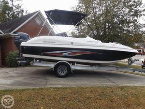 Used Hurricane 188 Sundeck Sport Deck Boat For Sale
