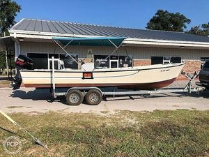 Used Pro-Line 24 flat back Center Console Fishing Boat For Sale