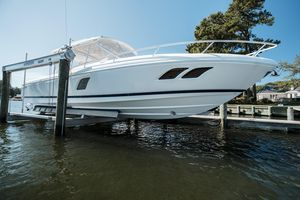 Used Intrepid 407 Cuddy Cabin Boat For Sale