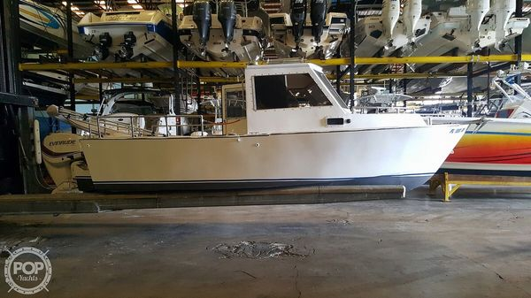 Used Chinook 20 PilotHouse Boat For Sale
