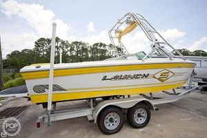 Used Supra Launch SSV Ski and Wakeboard Boat For Sale