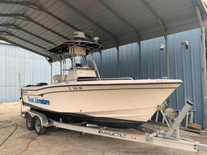 Used Grady-White 222 FISHERMAN222 FISHERMAN Center Console Fishing Boat For Sale
