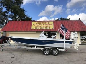New Blue Wave 2200 Classic2200 Classic Center Console Fishing Boat For Sale