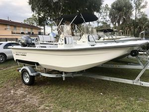 New Outcast 15DF15DF Center Console Fishing Boat For Sale