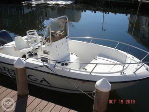 Used Seaswirl 1851 Striper Center Console Fishing Boat For Sale