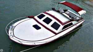 Used Campbell 28 Express Cruiser Boat For Sale