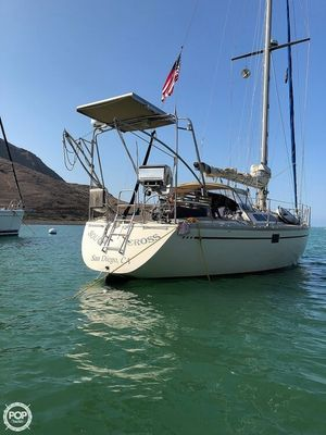 Used O'day 39 Racer and Cruiser Sailboat For Sale