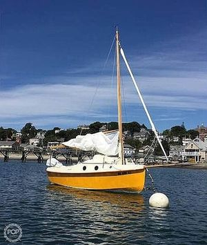 Used Chesapeake Pocketship 15 Racer and Cruiser Sailboat For Sale