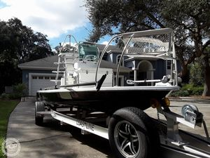 Used New Water Boatworks 17 Curlew Flats Fishing Boat For Sale