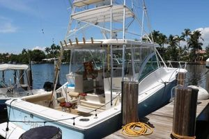 Used Luhrs 38 Open Saltwater Fishing Boat For Sale