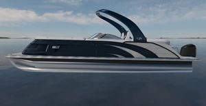 New Bennington 25 QXFBA25 QXFBA Pontoon Boat For Sale