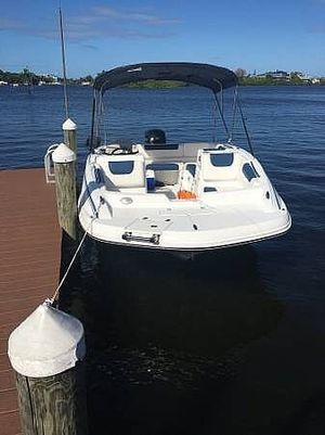 Used Tahoe 1950 Deck Boat For Sale