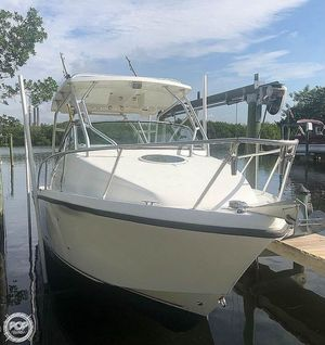Used Mako 264 Express - Walkaround Fishing Boat For Sale
