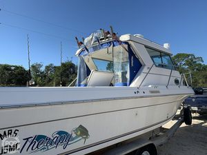 Used Sportcraft 272 Walkaround Fishing Boat For Sale