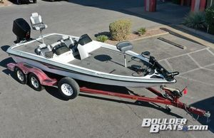 Used Procraft 210 Super Pro DC210 Super Pro DC Freshwater Fishing Boat For Sale