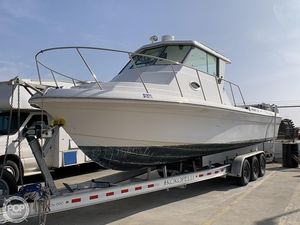 Used Sportcraft Fishmaster 302 Sport Walkaround Fishing Boat For Sale