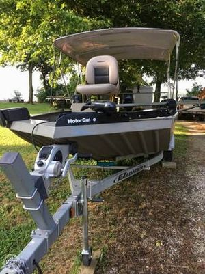 Used Alumacraft MV2072 AW SC Aluminum Fishing Boat For Sale