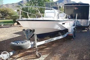 Used Boston Whaler 190 Outrage Skiff Fishing Boat For Sale