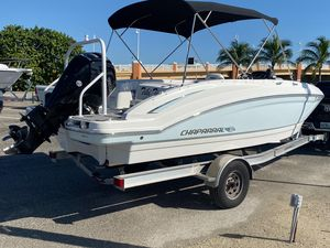 Used Chaparral Deluxe 191Deluxe 191 Deck Boat For Sale
