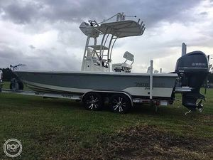 Used Pathfinder 2400trs Bay Boat For Sale