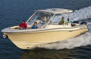 Used Grady-White Freedom 335Freedom 335 Saltwater Fishing Boat For Sale