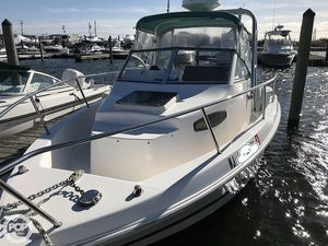 Used Wellcraft 220 Coastal Walkaround Fishing Boat For Sale