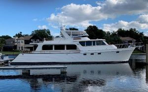 Used Marlow 70E Trawler Boat For Sale
