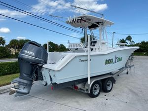 Used Tidewater 230CC230CC Center Console Fishing Boat For Sale