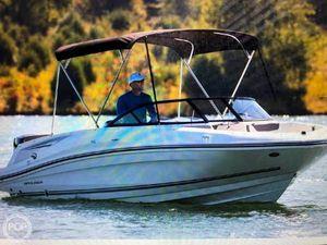 Used Bayliner 210 Deck Boat Deck Boat For Sale
