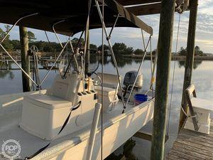 Used Livingston V19 Power Catamaran Boat For Sale