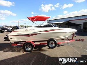 Used Larson Senza 186Senza 186 Bowrider Boat For Sale