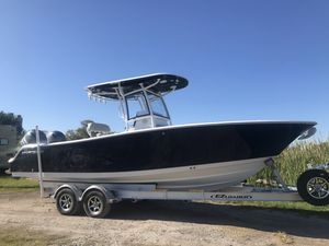 New Sportsman 252 Open252 Open Center Console Fishing Boat For Sale